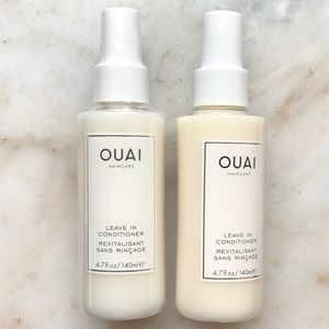 2 NWT Ouai Leave In Conditioners